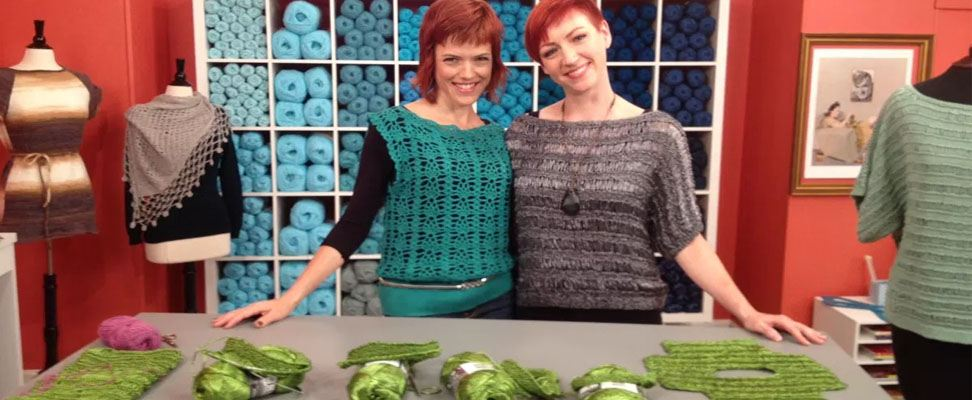 Knitting Daily TV with Vickie Howell