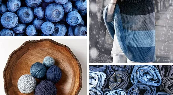 Color Inspiration: Denim Favorites