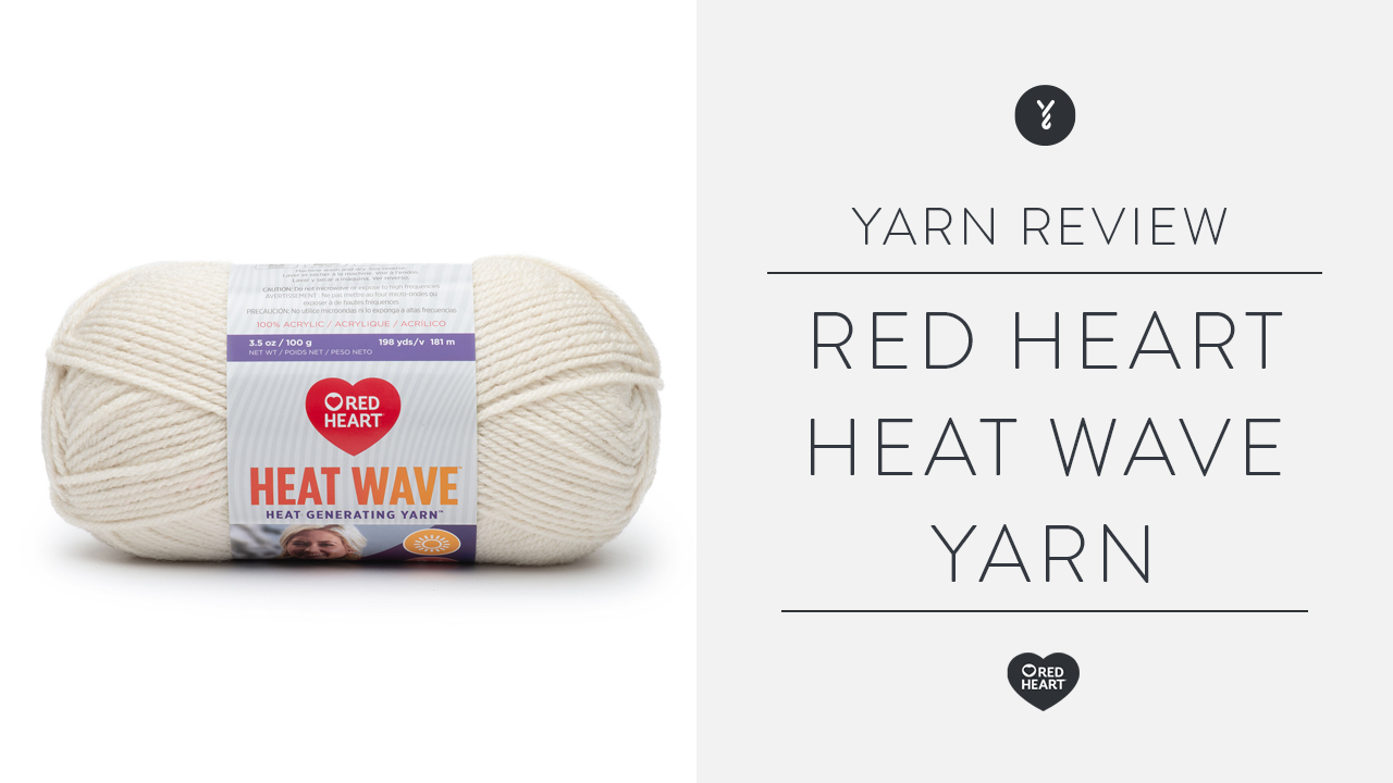 Red Heart Heat Wave Review
