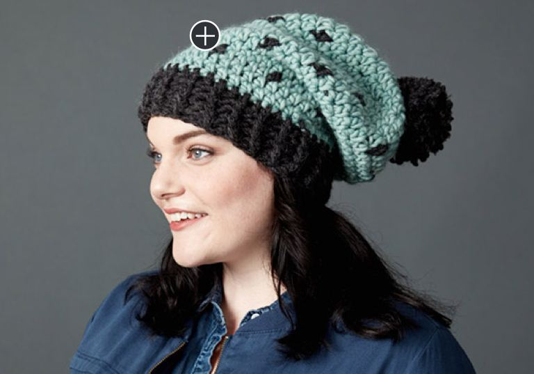 Easy Cozy Crochet Hat