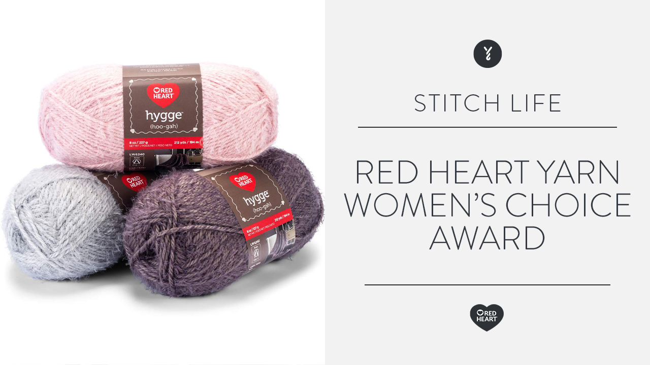 Red Heart Yarn Women's Choice Award