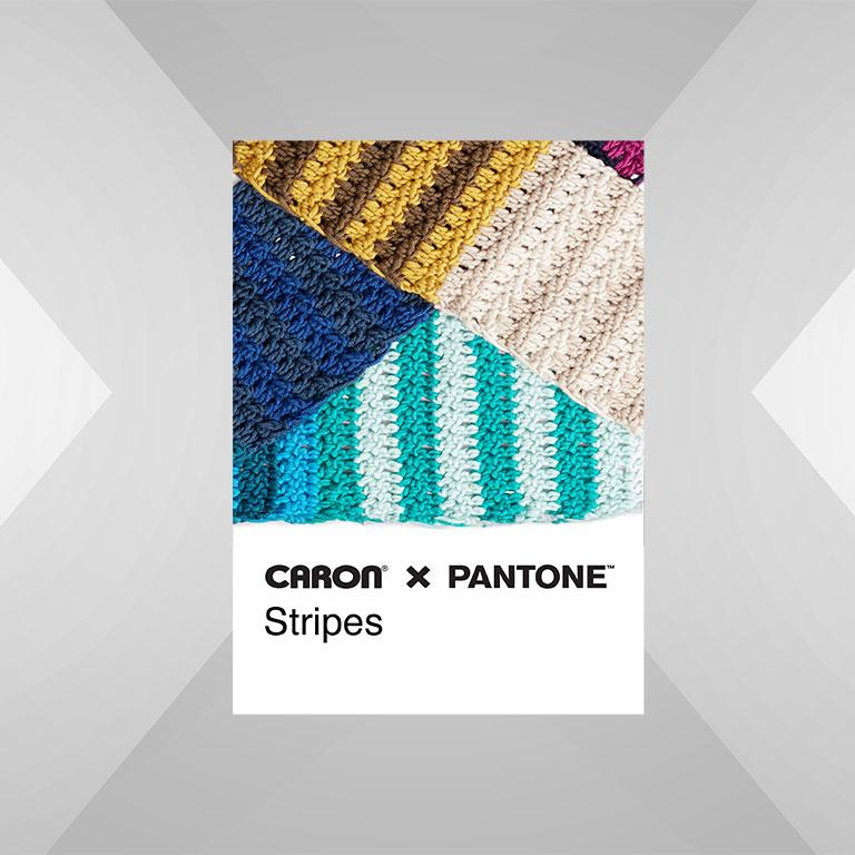 Caron x Pantone Stripes Chip