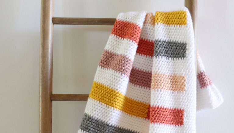 Choosing Yarn Shades: Baby Blankets