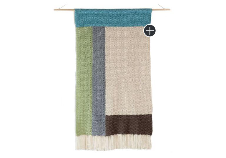 Intermediate Tap In Crochet Tapestry