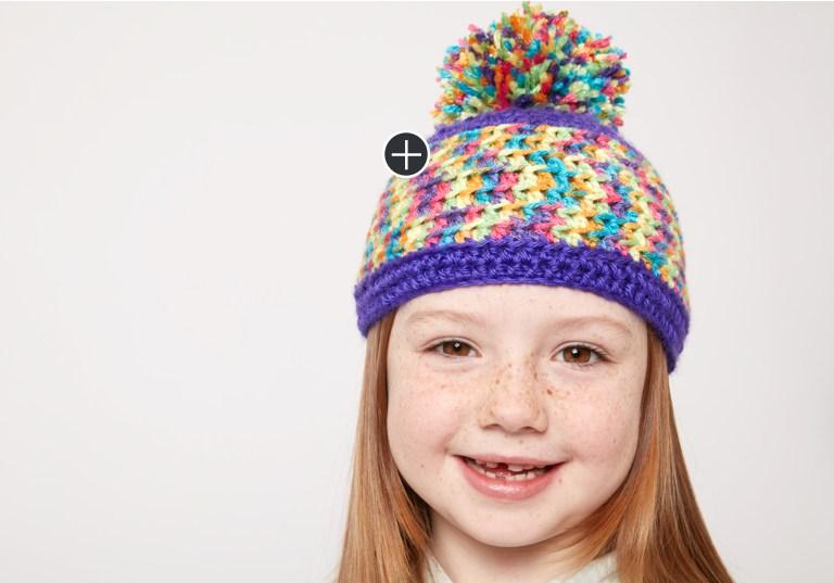 Beginner Chasing Rainbows Hat