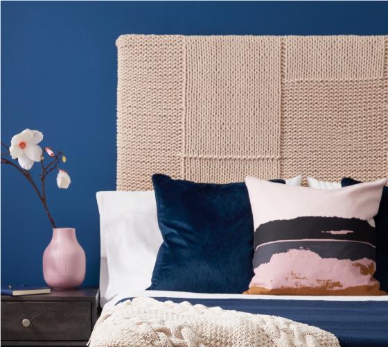 Bernat Knit Graphic Headboard 2