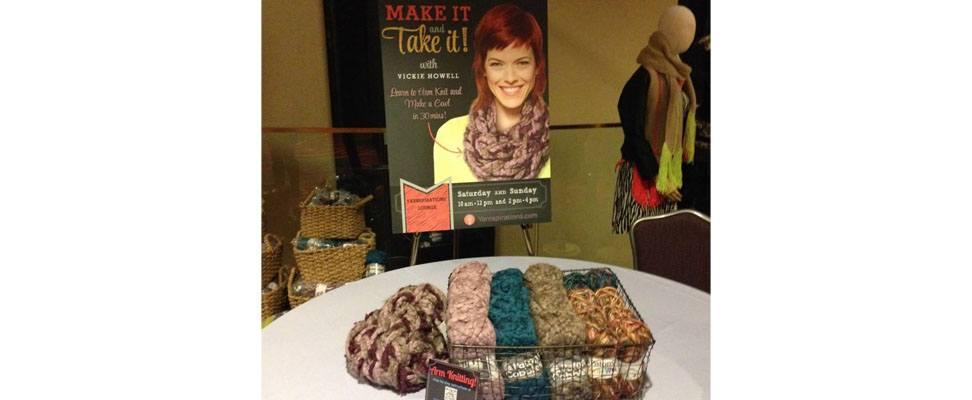 Vogue Knitting Live Event Photo 1