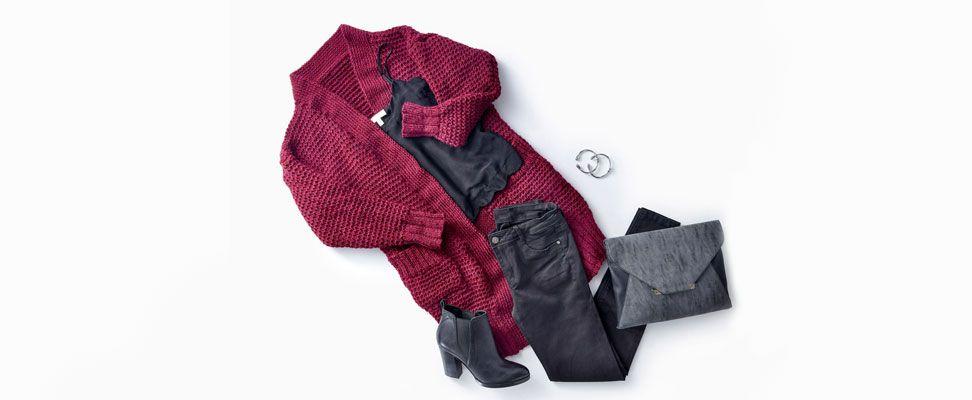 Long Weekend Knit Cardigan, Long