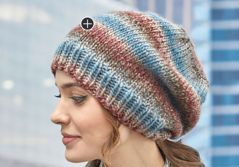 Easy Standby Knit Hat