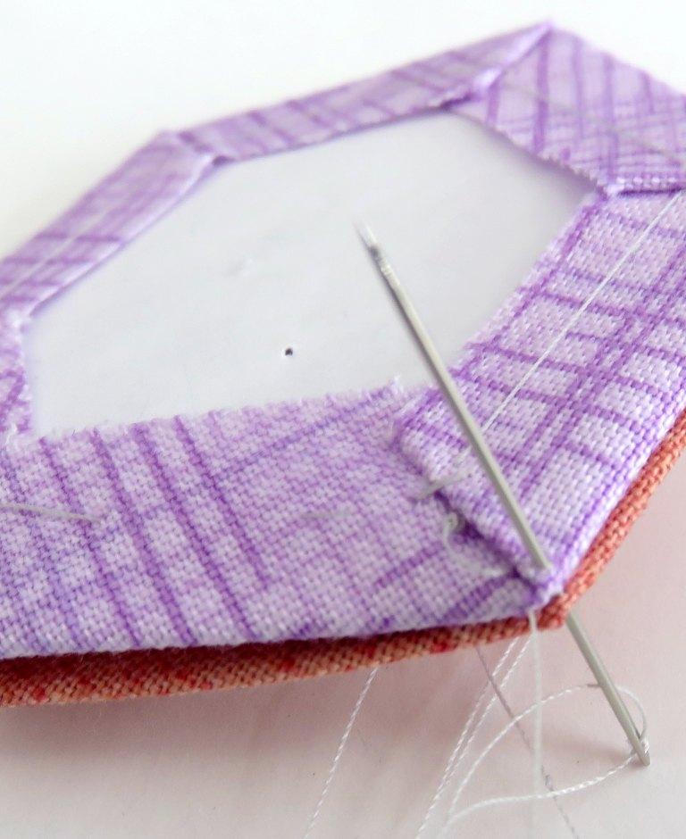 Paper piecing Thread