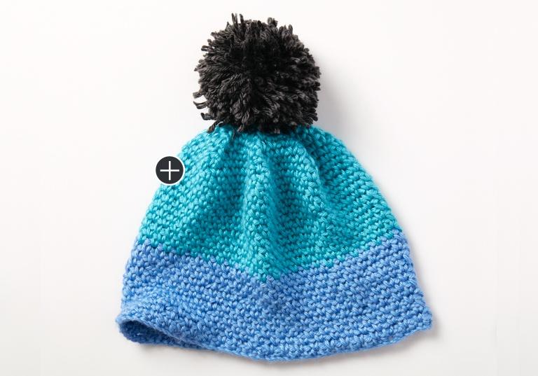 Beginner Color Dipper Hat