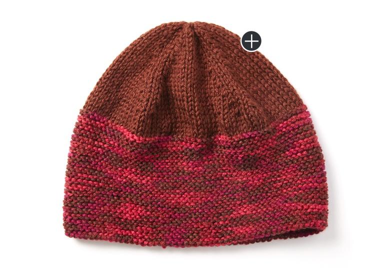 Easy Great Beginnings Hat