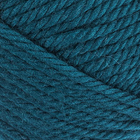 E856 Red Heart Soft Essentials yarn in 7250 Teal