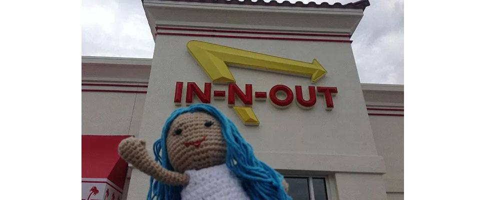 Lily Sugar'n Cream Doll at In-N-Out