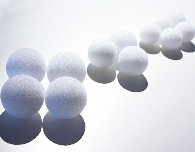 Large Styrofoam Balls