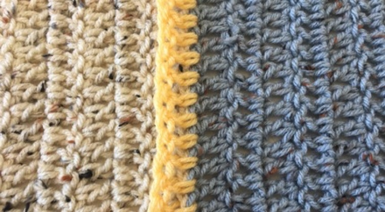 Methods for Seaming Crochet