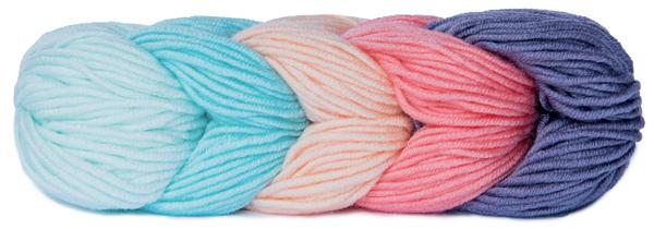 Caron x Pantone Blushing Coral