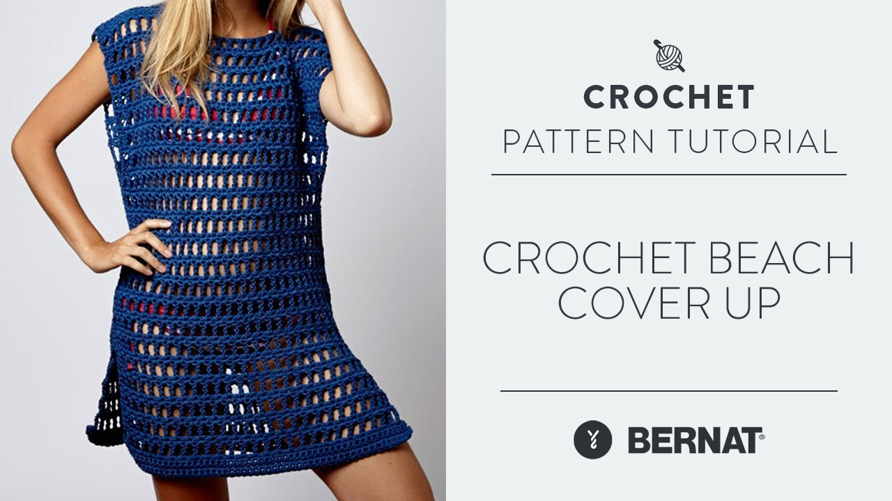 Crochet: Beach Cover Up