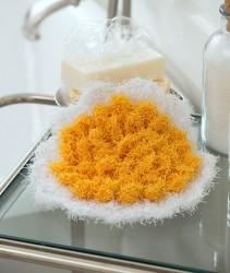 Flower Bath Scrub