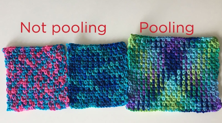 A Quick Guide to Color Pooling | Yarnspirations