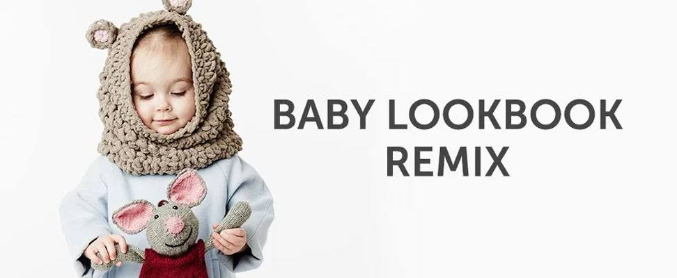 Baby Lookbook Remix Patterns