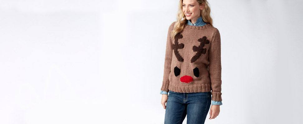 Christmas Sweaters Styled 3 Ways | Blog