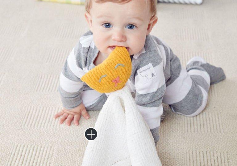 Easy Knit Lovey