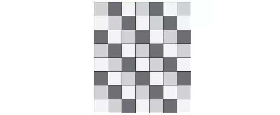 Granny Squares Color Grid 2