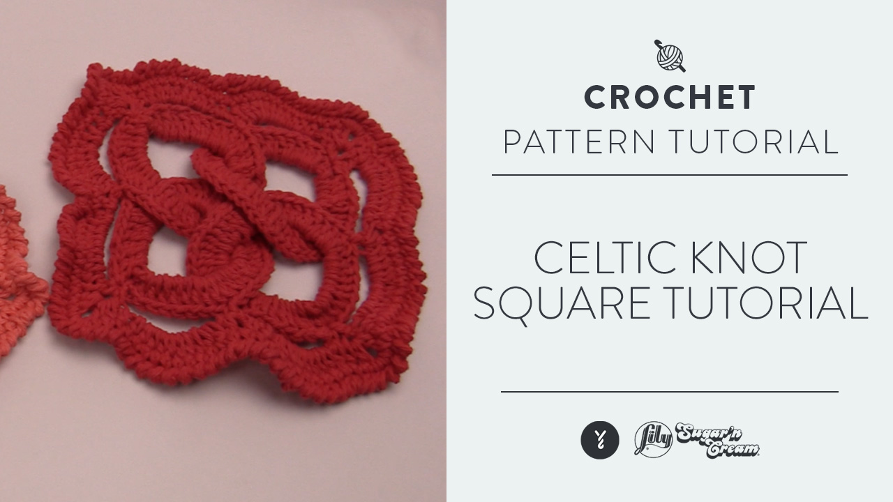 Celtic Knot Square Tutorial