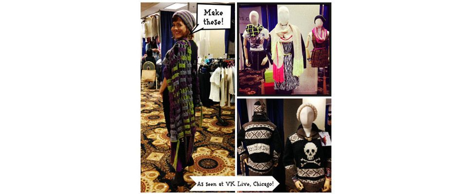 Vogue Knitting Live Event