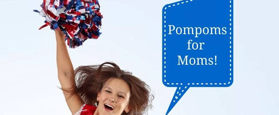 Pompoms For Moms, with Vickie Howell