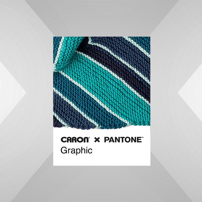 Caron x Pantone Graphic Chip