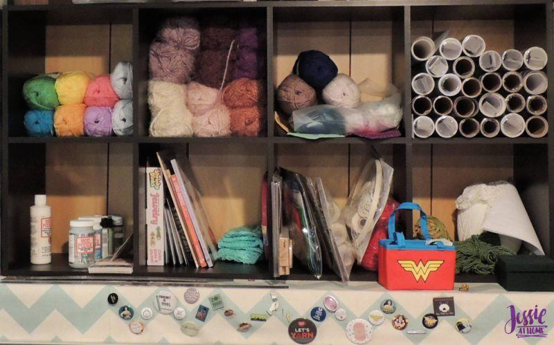 How To Organize Your Yarn Stash